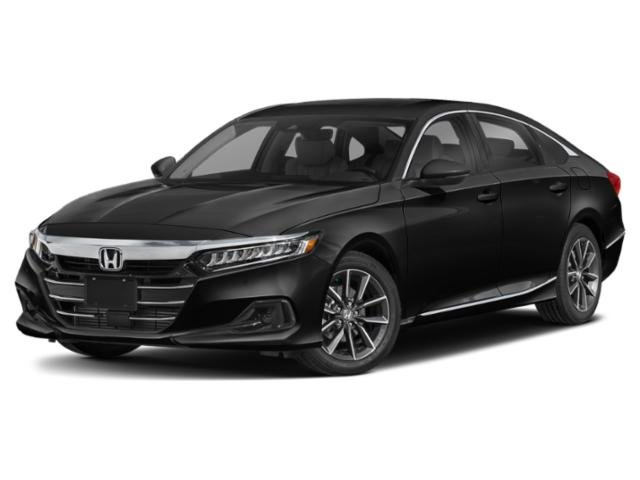 2021 Honda Accord Sedan LX LX 1.5T CVT Intercooled Turbo Regular Unleaded I-4 1.5 L/91 [1]