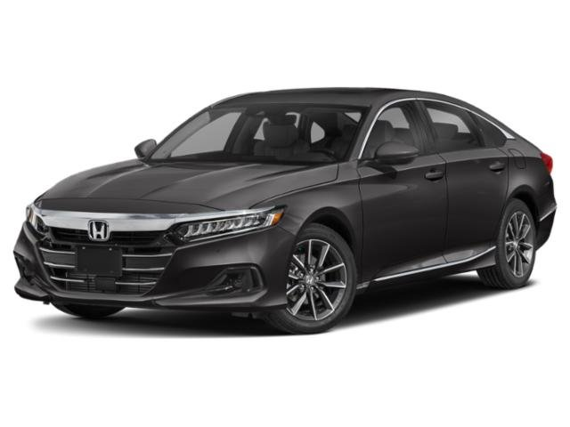 2021 Honda Accord EX-L EX-L 1.5T CVT Intercooled Turbo Regular Unleaded I-4 1.5 L/91 [25]
