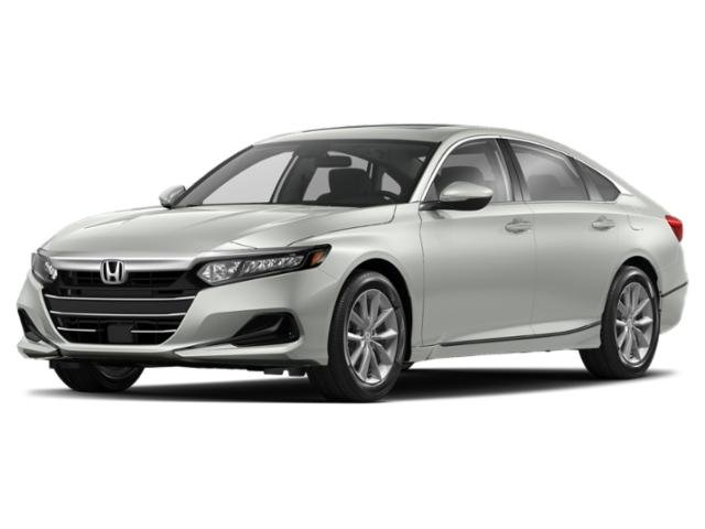 2021 Honda Accord Sedan LX LX 1.5T CVT Intercooled Turbo Regular Unleaded I-4 1.5 L/91 [7]