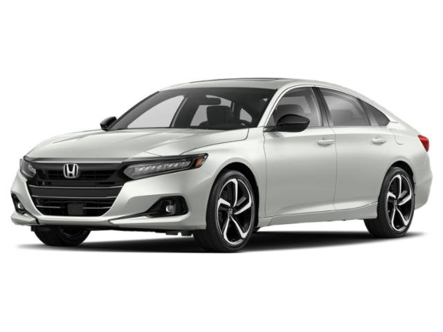 2021 Honda Accord Sedan Sport Sport 2.0T Auto Intercooled Turbo Regular Unleaded I-4 2.0 L/122 [15]