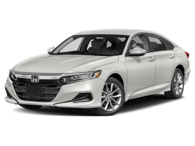 2021 Honda Accord Sedan LX LX 1.5T CVT Intercooled Turbo Regular Unleaded I-4 1.5 L/91 [19]