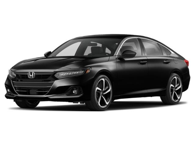 2021 Honda Accord Sedan Sport Sport 1.5T CVT Intercooled Turbo Regular Unleaded I-4 1.5 L/91 [3]