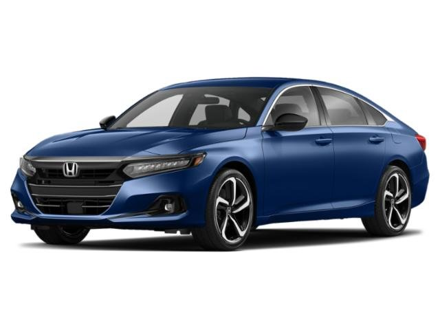 2021 Honda Accord Sedan Sport Sport 1.5T CVT Intercooled Turbo Regular Unleaded I-4 1.5 L/91 [7]