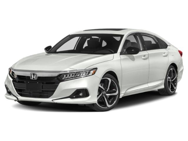 2021 Honda Accord Sedan Sport Sport 2.0T Auto Intercooled Turbo Regular Unleaded I-4 2.0 L/122 [23]