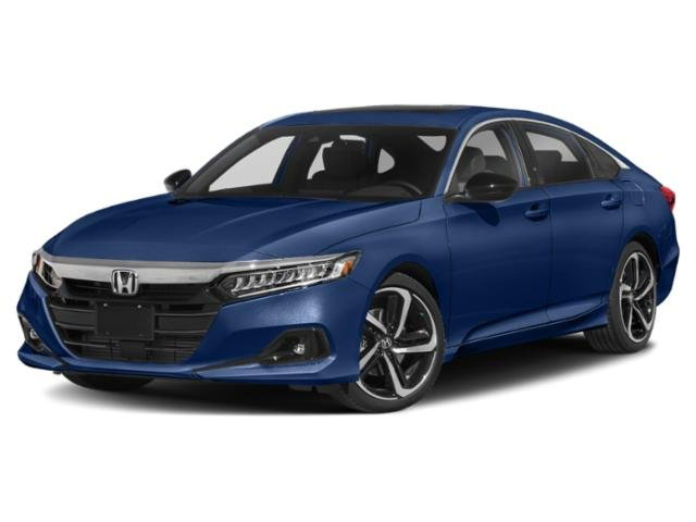 2021 Honda Accord Sedan Sport Sport 2.0T Auto Intercooled Turbo Regular Unleaded I-4 2.0 L/122 [13]