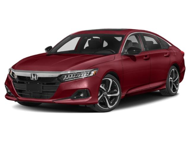 2021 Honda Accord Sedan Sport Sport 2.0T Auto Intercooled Turbo Regular Unleaded I-4 2.0 L/122 [11]