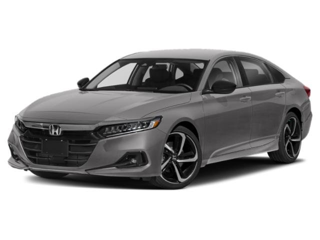 2021 Honda Accord Sedan Sport SE Sport SE 1.5T CVT Intercooled Turbo Regular Unleaded I-4 1.5 L/91 [17]