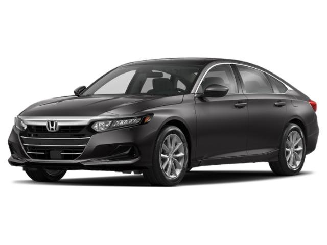 2021 Honda Accord Sedan LX LX 1.5T CVT Intercooled Turbo Regular Unleaded I-4 1.5 L/91 [4]