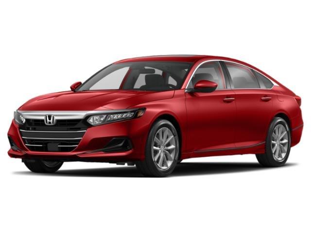2021 Honda Accord Sedan LX LX 1.5T CVT Intercooled Turbo Regular Unleaded I-4 1.5 L/91 [0]