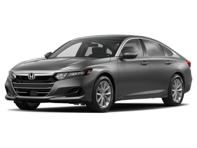 2021 Honda Accord Sedan LX LX 1.5T CVT Intercooled Turbo Regular Unleaded I-4 1.5 L/91 [10]
