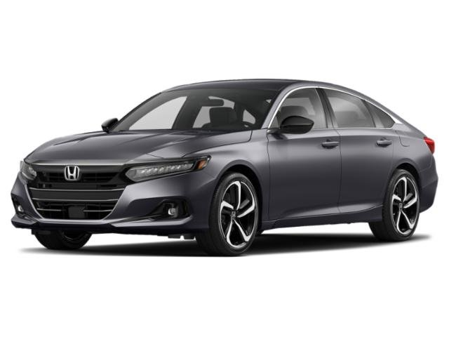 2021 Honda Accord Sport Sport 1.5T CVT Intercooled Turbo Regular Unleaded I-4 1.5 L/91 [18]