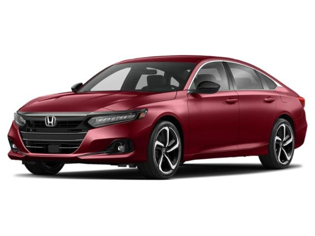 2021 Honda Accord Sedan Sport Sport 1.5T CVT Intercooled Turbo Regular Unleaded I-4 1.5 L/91 [12]