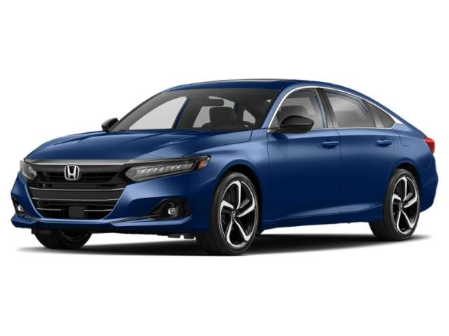 2021 Honda Accord Sedan Sport Sport 2.0T Auto Intercooled Turbo Regular Unleaded I-4 2.0 L/122 [7]