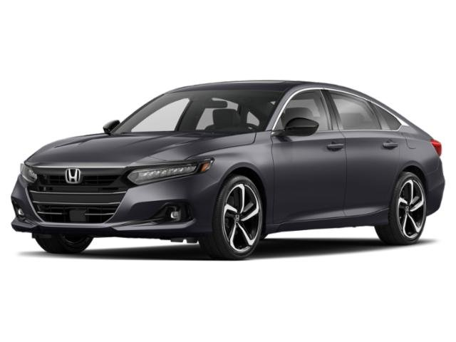2021 Honda Accord Sedan Sport Sport 2.0T Auto Intercooled Turbo Regular Unleaded I-4 2.0 L/122 [6]