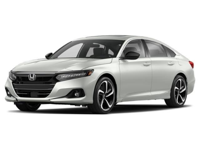 2021 Honda Accord Sedan Sport Sport 2.0T Auto Intercooled Turbo Regular Unleaded I-4 2.0 L/122 [19]