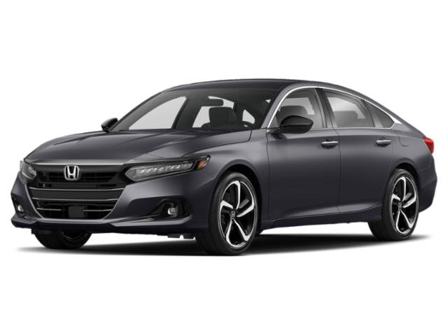 2021 Honda Accord Sedan Sport SE Sport SE 1.5T CVT Intercooled Turbo Regular Unleaded I-4 1.5 L/91 [0]