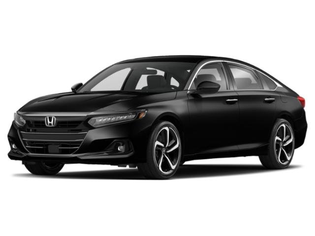 2021 Honda Accord Sedan Sport SE Sport SE 1.5T CVT Intercooled Turbo Regular Unleaded I-4 1.5 L/91 [1]