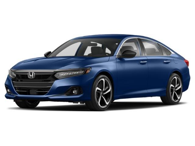 2021 Honda Accord Sedan Sport SE Sport SE 1.5T CVT Intercooled Turbo Regular Unleaded I-4 1.5 L/91 [10]
