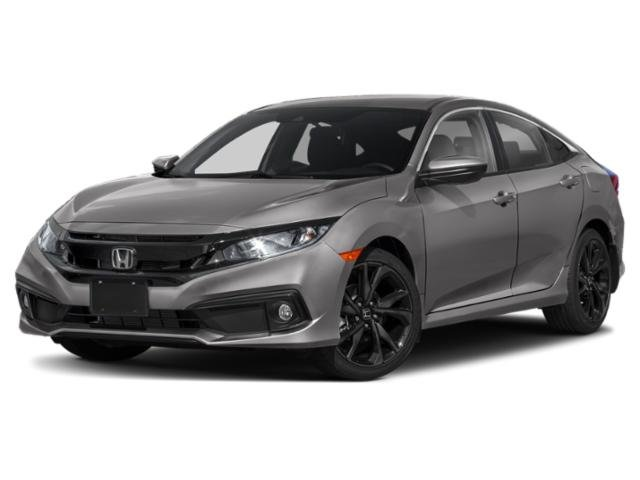 2021 Honda Civic Sedan Sport CVT Regular Unleaded I-4 2.0 L/122 [2]