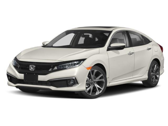 2021 Honda Civic Sedan Touring Touring CVT Intercooled Turbo Regular Unleaded I-4 1.5 L/91 [16]