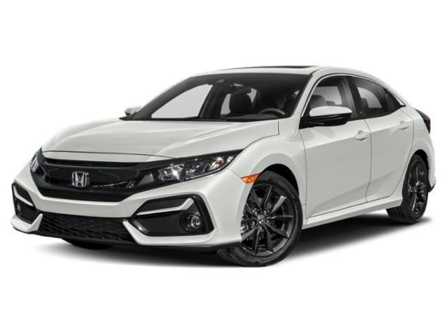 2021 Honda Civic Hatchback EX EX CVT Intercooled Turbo Regular Unleaded I-4 1.5 L/91 [16]
