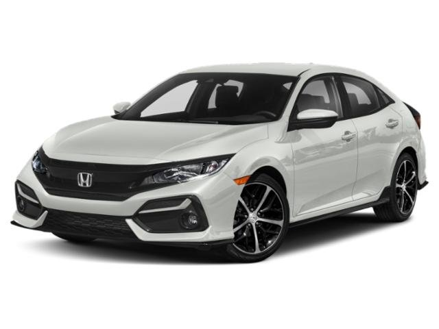 2021 Honda Civic Hatchback Sport Sport CVT Intercooled Turbo Premium Unleaded I-4 1.5 L/91 [4]