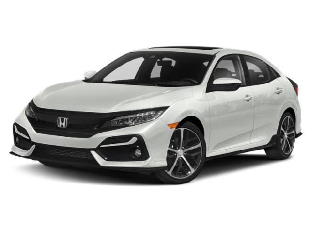 2021 Honda Civic Hatchback Sport Touring Sport Touring CVT Intercooled Turbo Premium Unleaded I-4 1.5 L/91 [14]