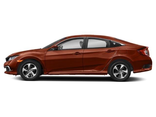 New 2021 Honda Civic Sedan in Orland Park, IL