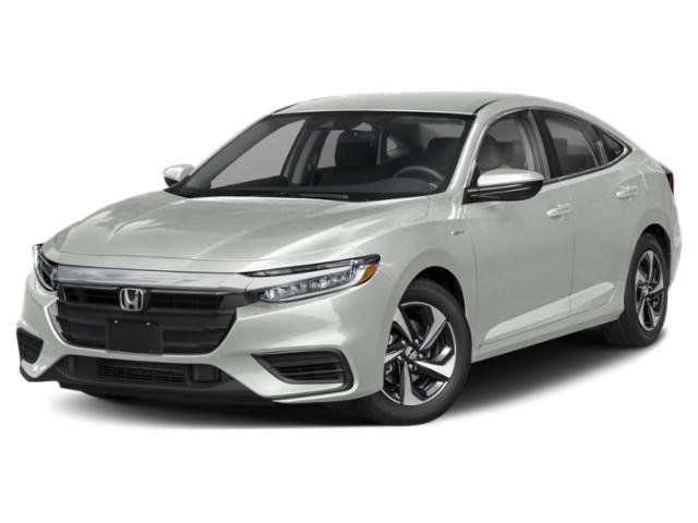 2021 Honda Insight EX EX CVT Gas/Electric I-4 1.5 L/91 [8]