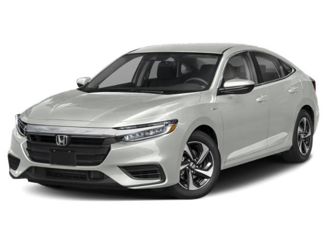 2021 Honda Insight EX EX CVT Gas/Electric I-4 1.5 L/91 [8]