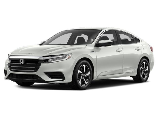 2021 Honda Insight LX LX CVT Gas/Electric I-4 1.5 L/91 [2]