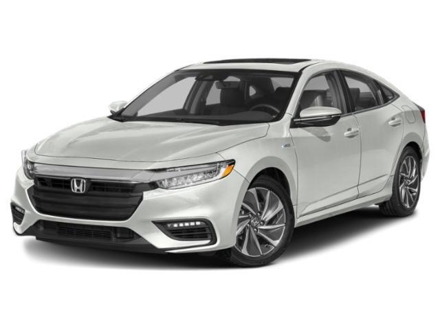 2021 Honda Insight Touring Touring CVT Gas/Electric I-4 1.5 L/91 [8]