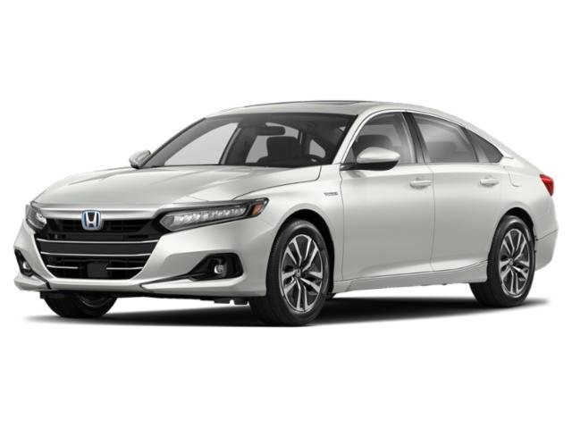 2021 Honda Accord Hybrid EX EX Sedan Gas/Electric I-4 2.0 L/122 [18]