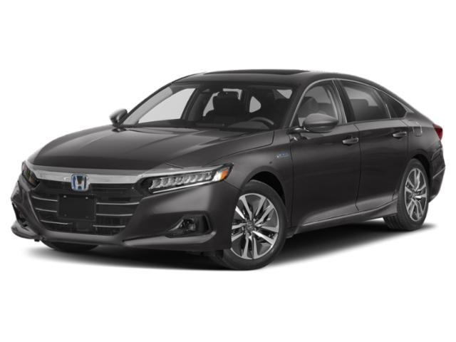 2021 Honda Accord Hybrid EX EX Sedan Gas/Electric I-4 2.0 L/122 [6]