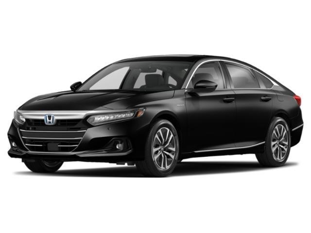 2021 Honda Accord Hybrid EX-L EX-L Sedan Gas/Electric I-4 2.0 L/122 [4]