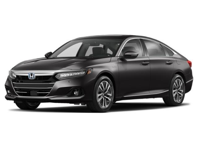 2021 Honda Accord Hybrid EX-L EX-L Sedan Gas/Electric I-4 2.0 L/122 [0]