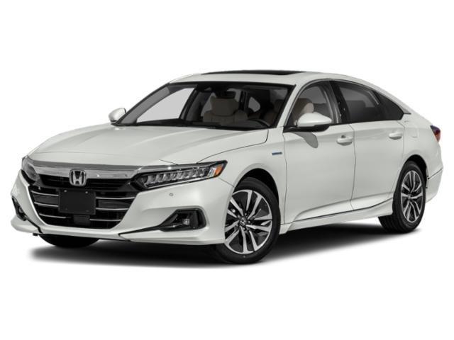 2021 Honda Accord Hybrid EX-L EX-L Sedan Gas/Electric I-4 2.0 L/122 [3]