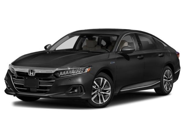 2021 Honda Accord Hybrid EX-L EX-L Sedan Gas/Electric I-4 2.0 L/122 [2]