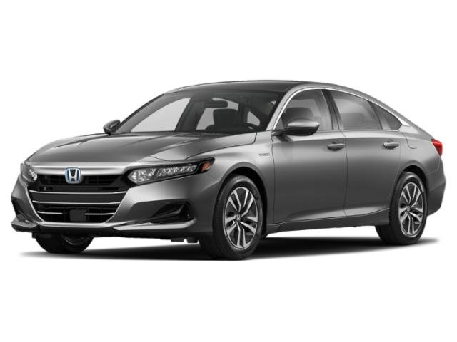 2021 Honda Accord Hybrid HYBRID Sedan Gas/Electric I-4 2.0 L/122 [1]