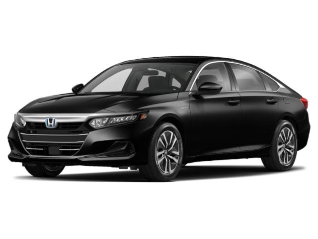 2021 Honda Accord Hybrid HYBRID Sedan Gas/Electric I-4 2.0 L/122 [10]