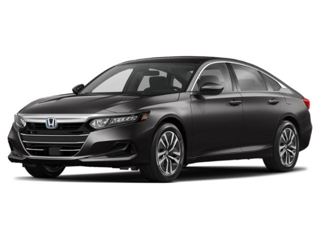 2021 Honda Accord Hybrid HYBRID Sedan Gas/Electric I-4 2.0 L/122 [2]
