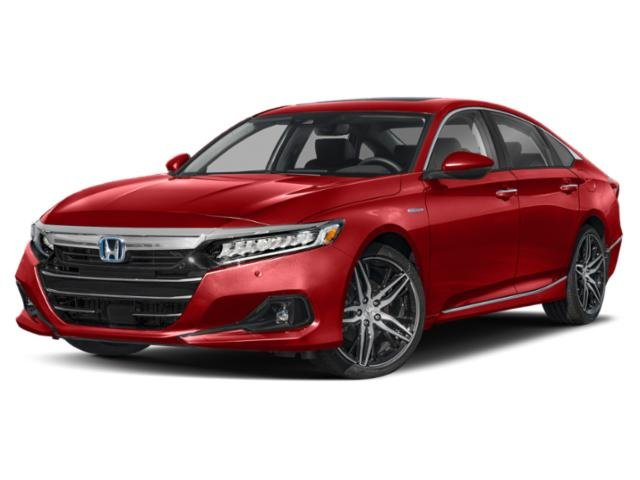 2021 Honda Accord Hybrid Touring Touring Sedan Gas/Electric I-4 2.0 L/122 [4]