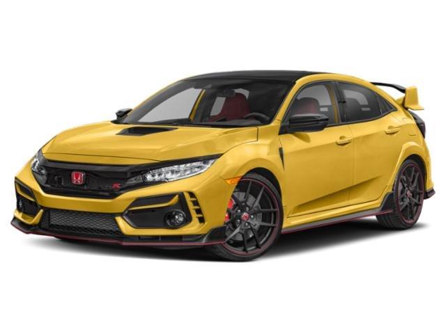 2021 Honda Civic Type R Limited Edition Limited Edition Manual Intercooled Turbo Premium Unleaded I-4 2.0 L/122 [0]