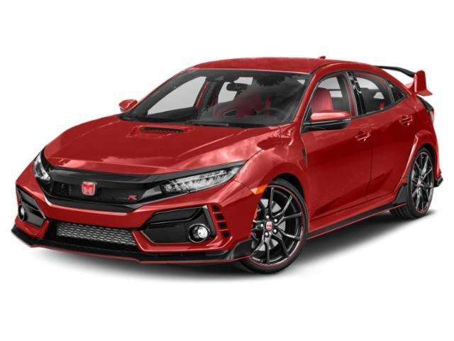 2021 Honda Civic Type R Touring Touring Manual Intercooled Turbo Premium Unleaded I-4 2.0 L/122 [2]