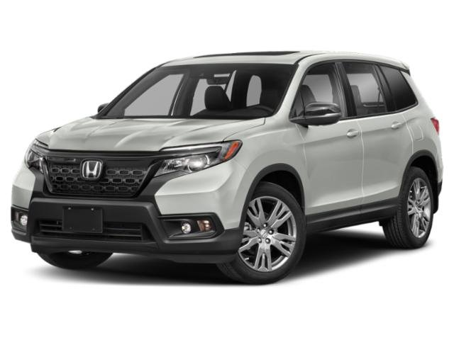 2021 Honda Passport EX-L EX-L FWD Regular Unleaded V-6 3.5 L/212 [5]