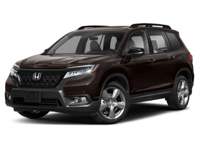 2021 Honda Passport Touring Touring FWD Regular Unleaded V-6 3.5 L/212 [12]
