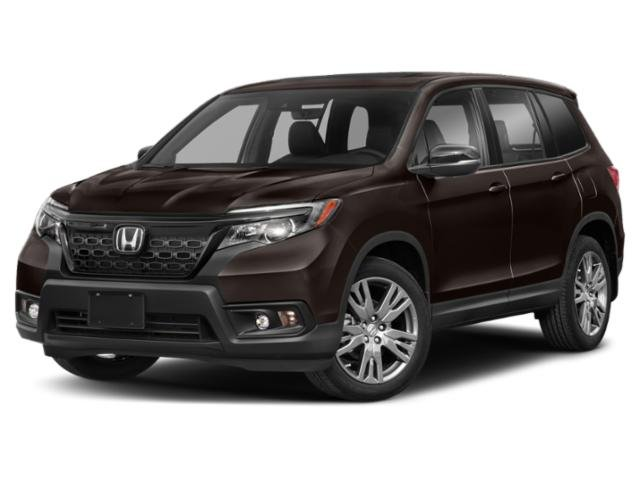 2021 Honda Passport EX-L EX-L FWD Regular Unleaded V-6 3.5 L/212 [7]