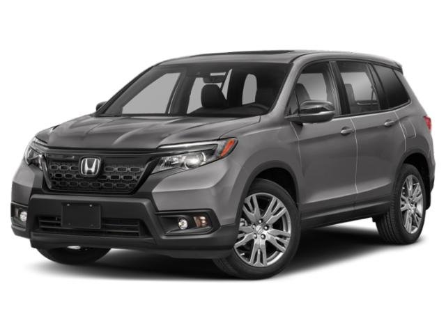 2021 Honda Passport EX-L EX-L FWD Regular Unleaded V-6 3.5 L/212 [0]