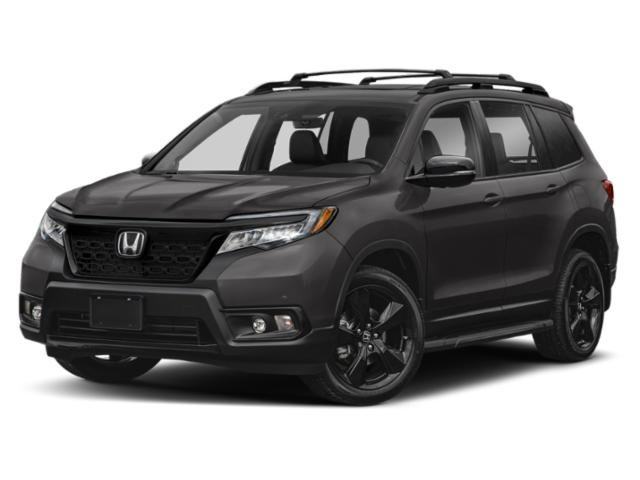 2021 Honda Passport Elite Elite AWD Regular Unleaded V-6 3.5 L/212 [4]