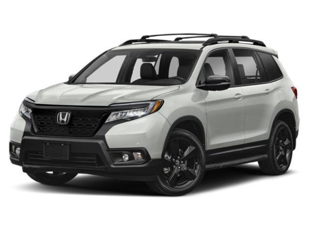 2021 Honda Passport Elite Elite AWD Regular Unleaded V-6 3.5 L/212 [19]